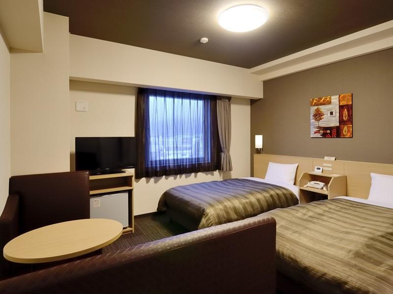 Hotel Route Inn Grand Asahikawa Ekimae In Japan Room Deals Photos