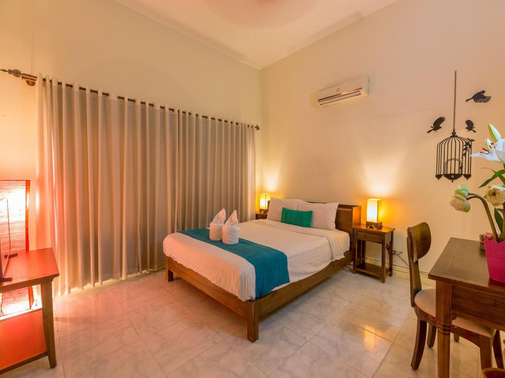 Superior Double Room - Bed Jasmin Monument Hotel