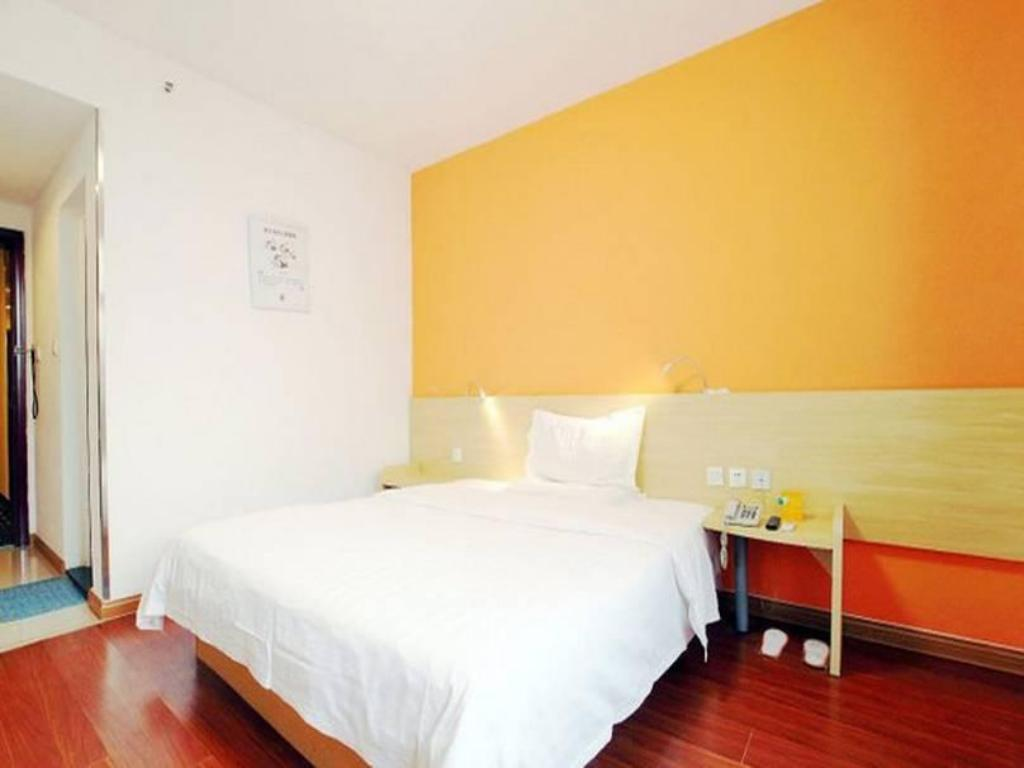 Queen Room 7 Days Inn Beijing Tongzhou Beiguan Subway Station Branch