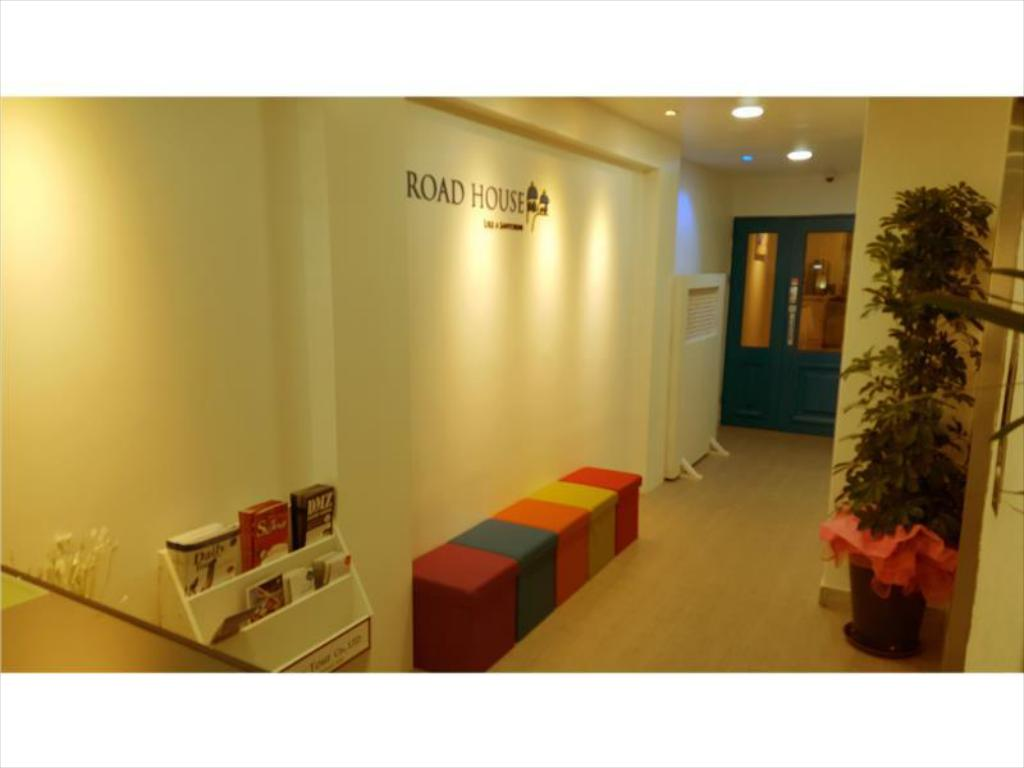 Lobby Roadhouse Myeongdong Guesthouse