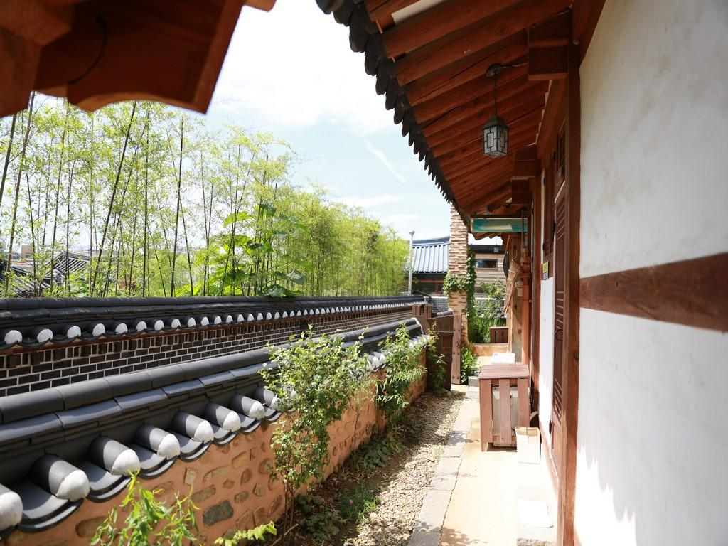 Interior view Sam Do Heon Hanok Guest House