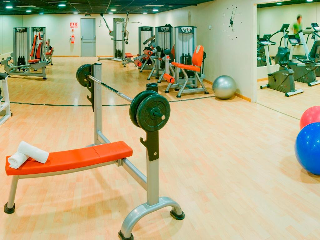 fitness centrum Montanya Hotel & Lodge