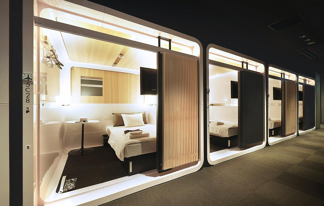 First Class Cabin for Male