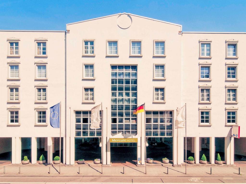 Mercure Hotel Wiesbaden City Deutschland Ab 83 Agoda Com