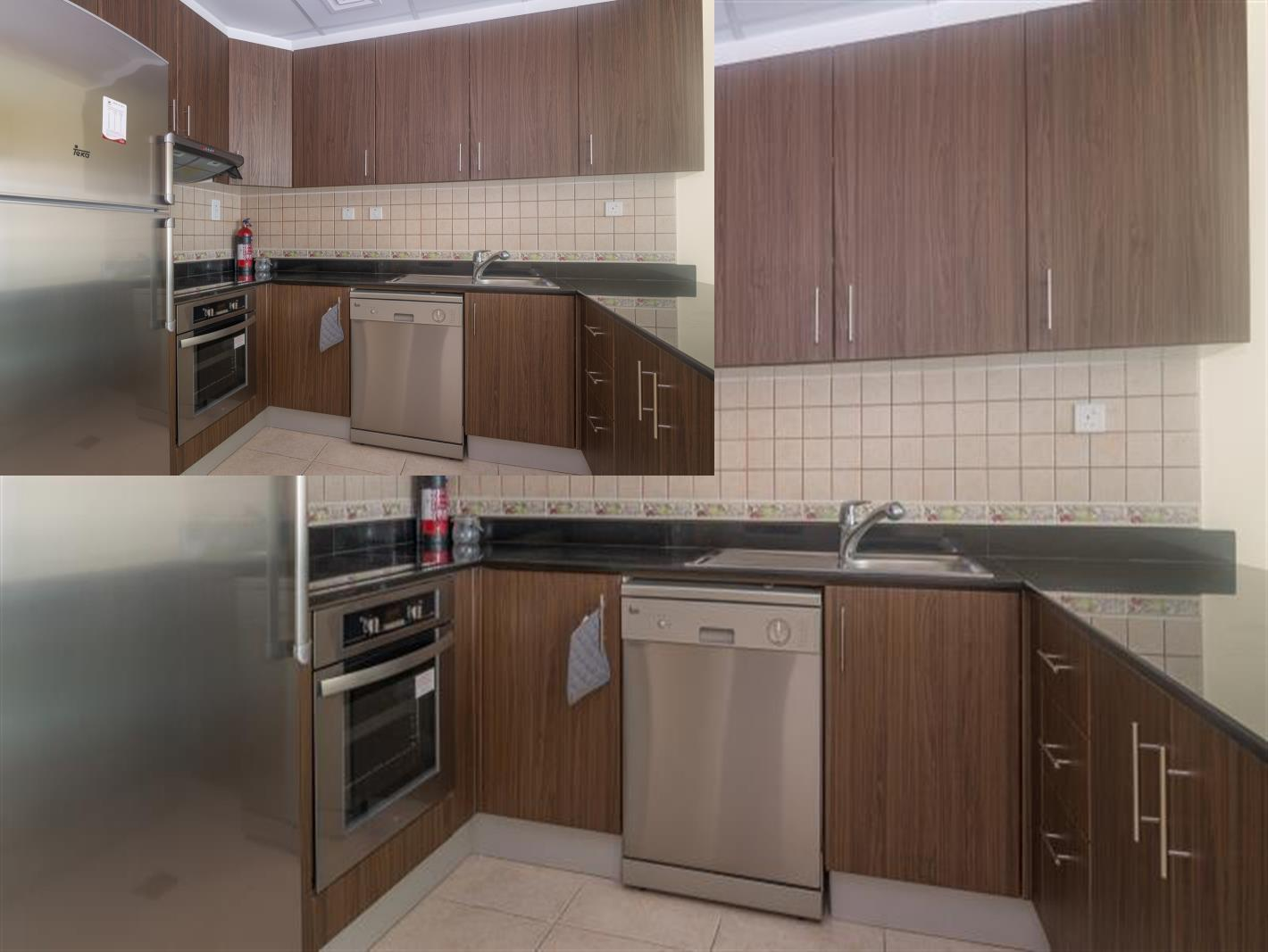 Apartament z 2 łóżkami (2 Bed Apartment)