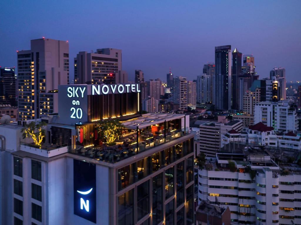 Hotel Novotel Bangkok Suvarnabhumi Airport Bangkok Thailand