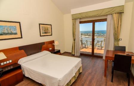 Double Room Hotel Martin Alonso Pinzon