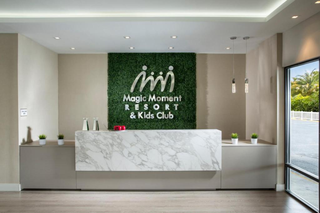 Vestíbulo Magic Moment Resort & Kids Club (Magic Moment Resort and Kids Club)