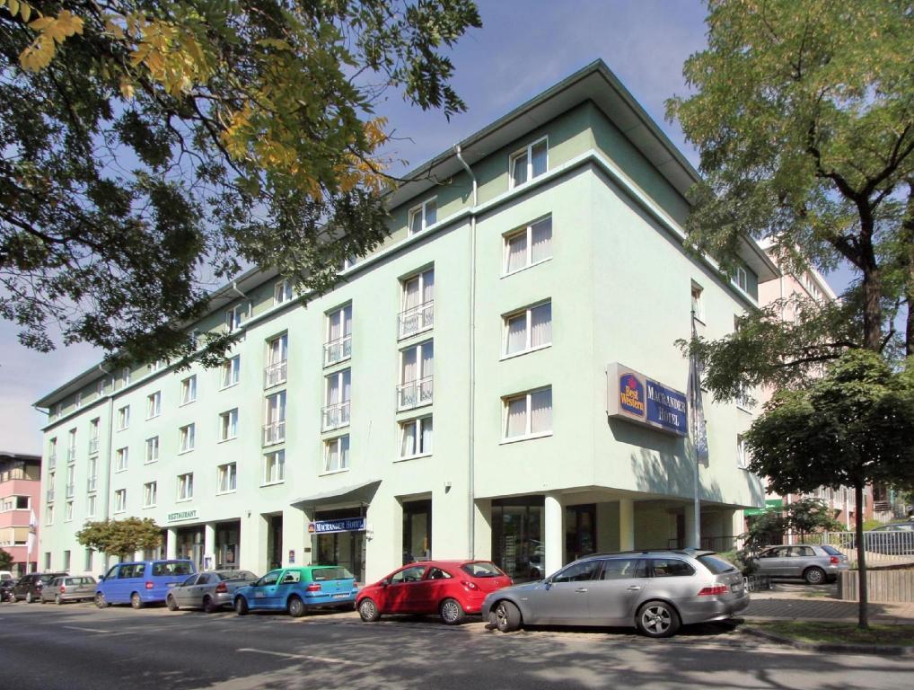 Best Western Macrander Hotel Dresden Deutschland Ab 63 Agoda Com