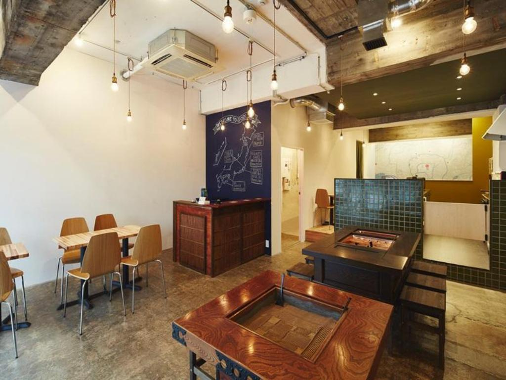 design a room online best price on irori nihonbashi hostel and kitchen in tokyo 10698