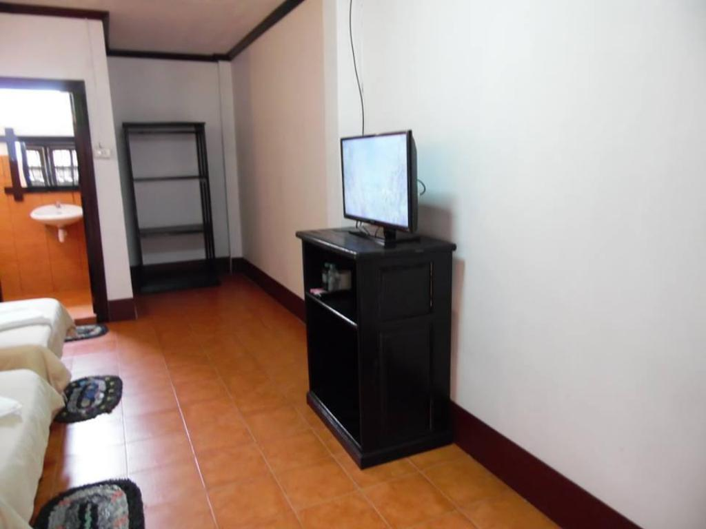 Hotellet indefra Savanh Villa View (Alounsavath Guesthouse)