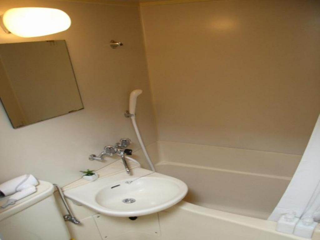Bagno Casa Viento Stay Inn Hiroshima Central 502