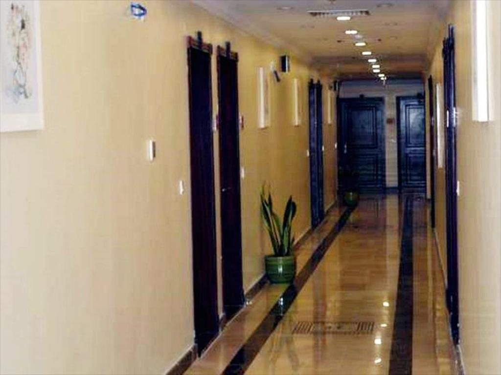 Vista interior Diamond Suites