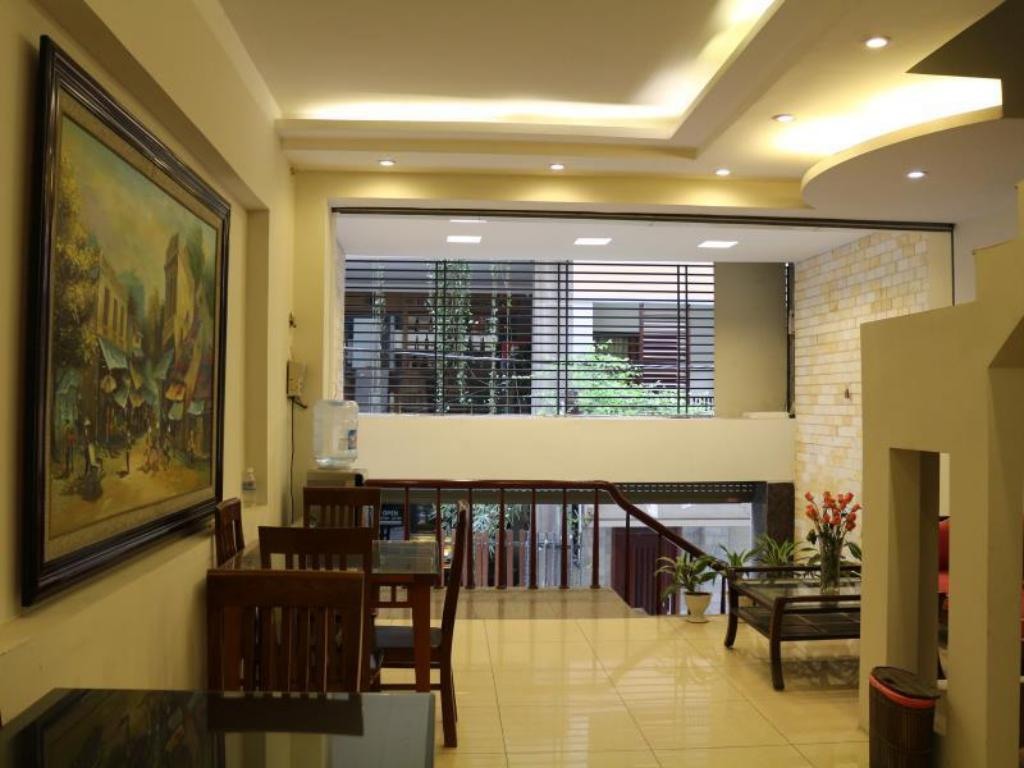 Lobby Palmo Serviced Apartment 1
