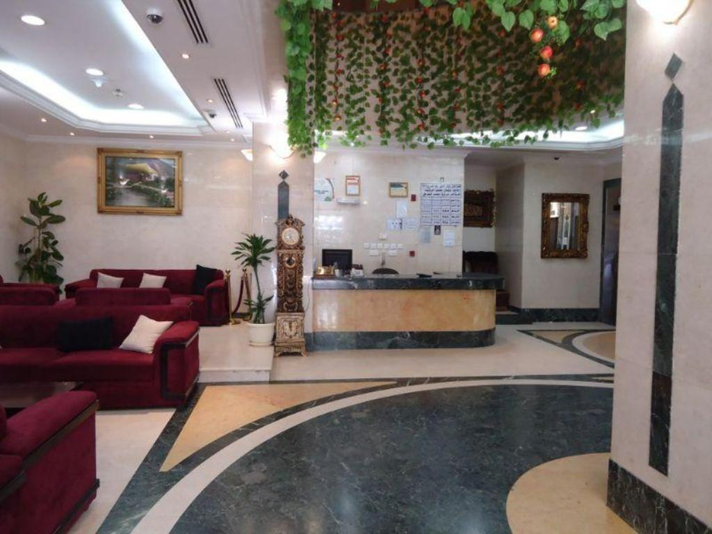 Foyer Al Mokhtara Golden Hotel