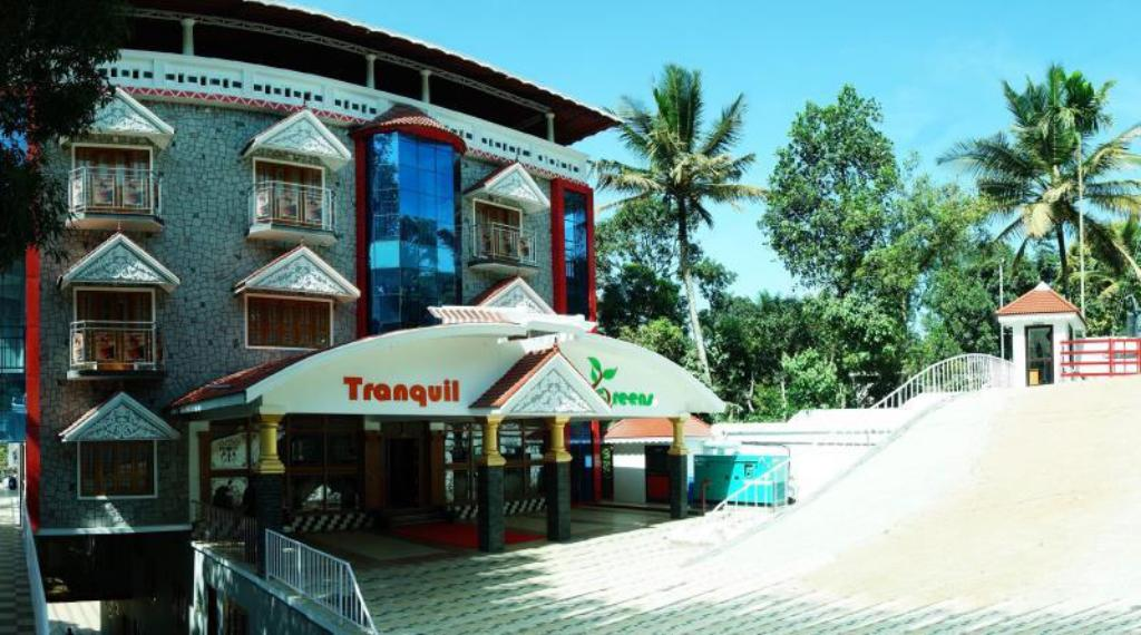 Tranquil Greens Resort Ramakkalmedu