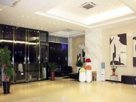 Αίθουσα υποδοχής City Comfort Inn Shenzhen Longgang China South City Branch