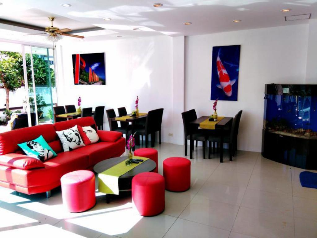 The Five-O in Pattaya - Room Deals, Photos & Reviews