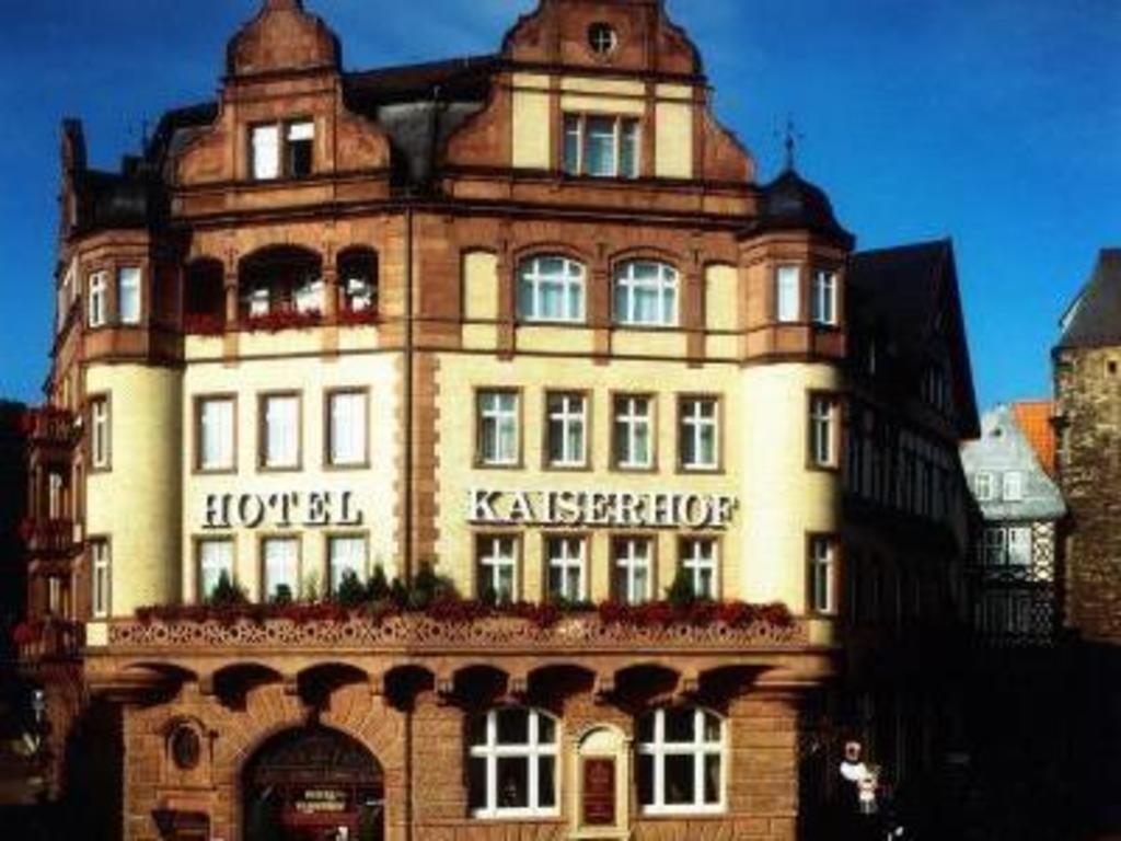 Das Hotel Kaiserhof Eisenach in Eisenach buchen