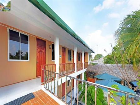 Superior Double or Twin Room with Balcony - Sea View Casadana Thulusdhoo