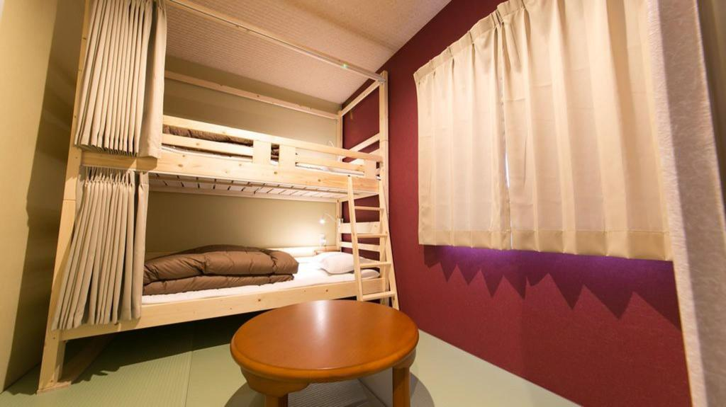 Quarto privado Guest House Rojiura