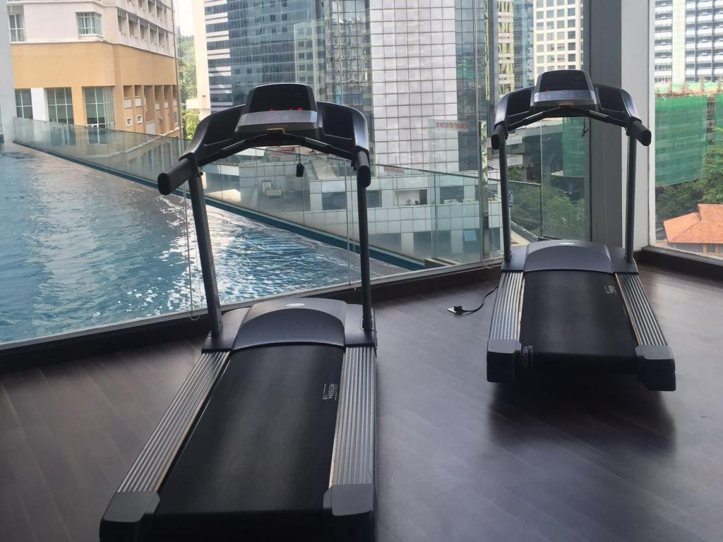 Fitness center The C-Suites