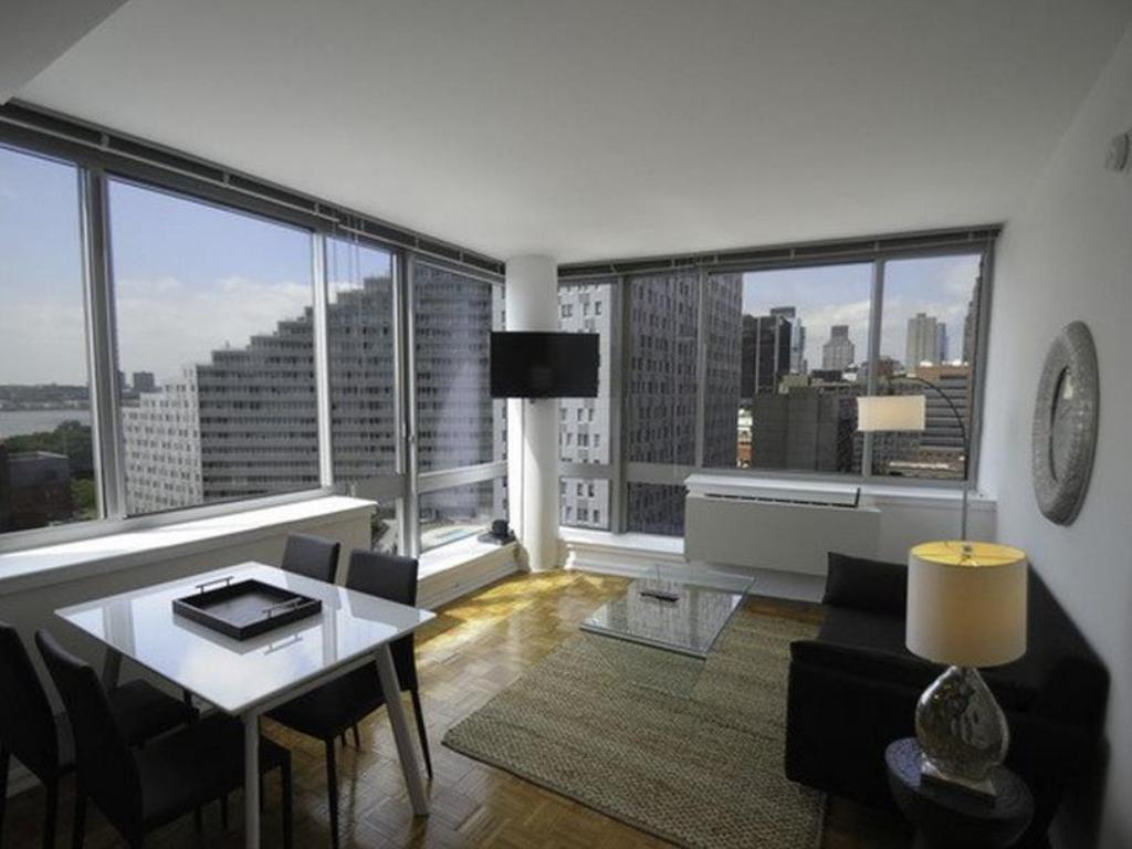 Viesnīcas interjers NY Away - Hells Kitchen - Times Square 1 Bedroom