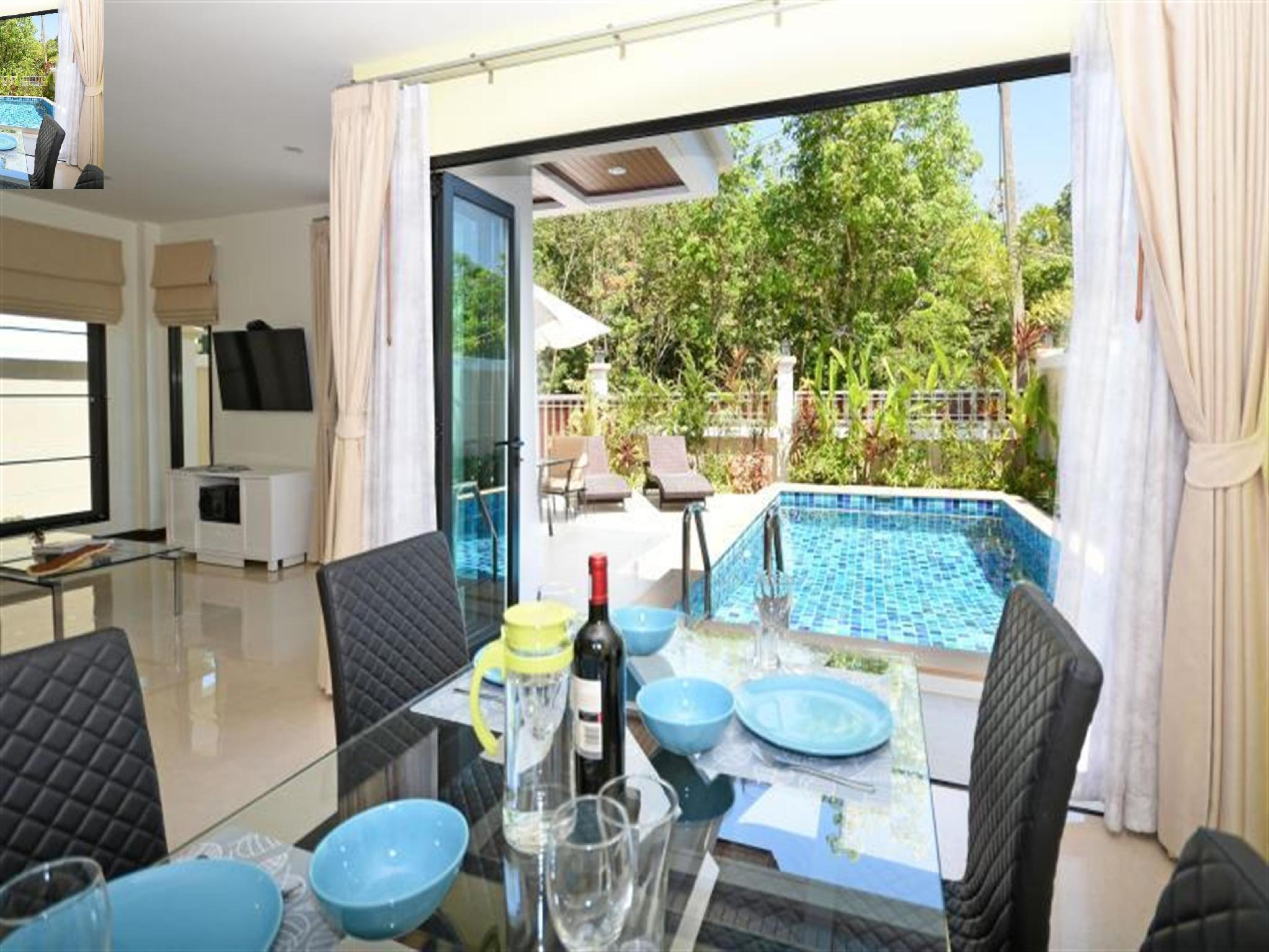 Vila com 2 quartos com piscina privada (2-Bedroom Private Pool Villa)