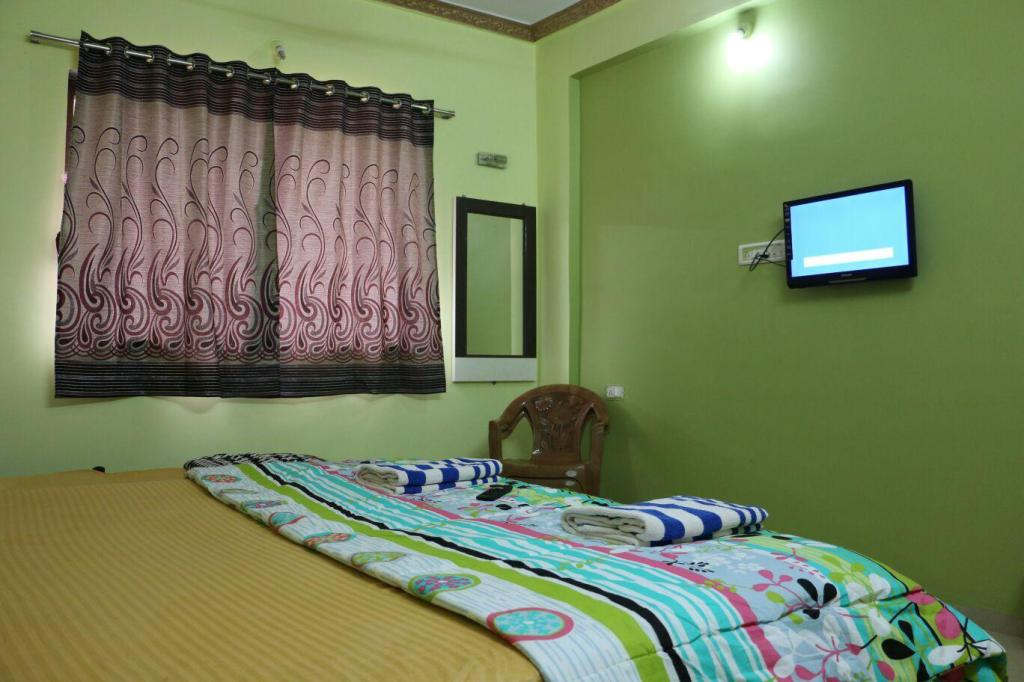 Deluxe uden aircondition Hotel Roshan Residency