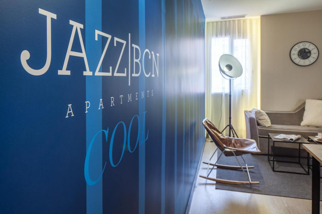 Habitat Apartments Cool Jazz in Barcelona - Room Deals