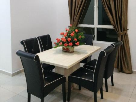 Vista interior Penang Skypark Holiday Home