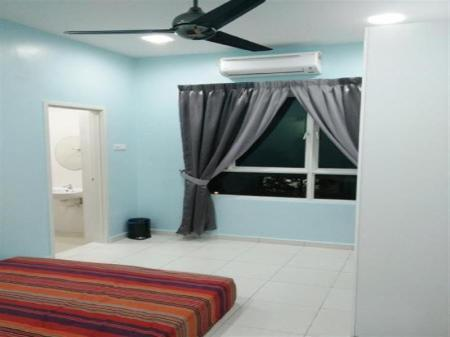 habitación Penang Skypark Holiday Home