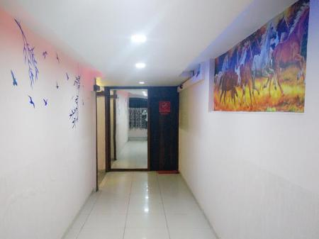 Είσοδος Hotel Nilkanth PG Rooms