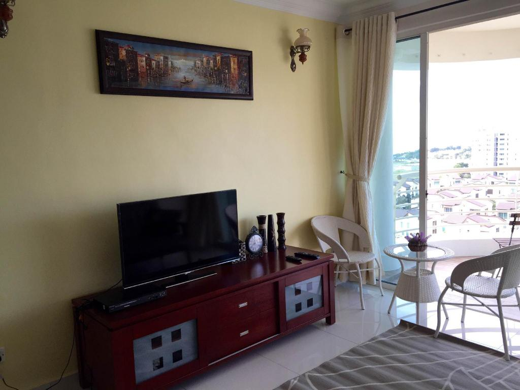 Vista interior Vacation Condo at Gold Coast Penang