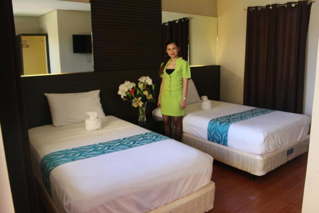 Pokoj typu Executive Basic Rooms Hotel