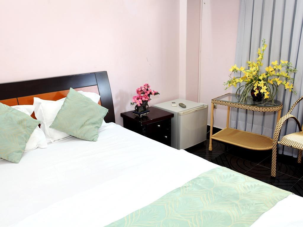Estándar doble Phi Long Backpacker Hostal Nha Trang (Phi Long Backpacker Hostel Nha Trang)