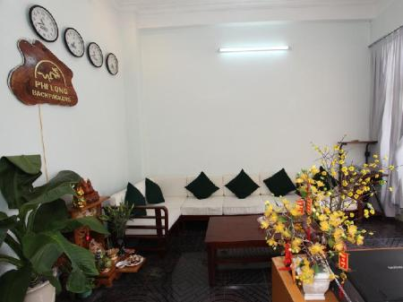 Vestíbulo Phi Long Backpacker Hostal Nha Trang (Phi Long Backpacker Hostel Nha Trang)