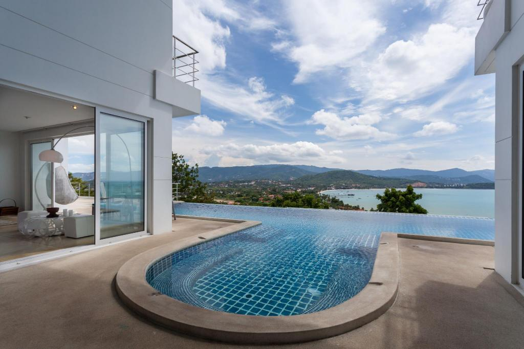 Dasiri Unique Seaview Duplex Bo Phut