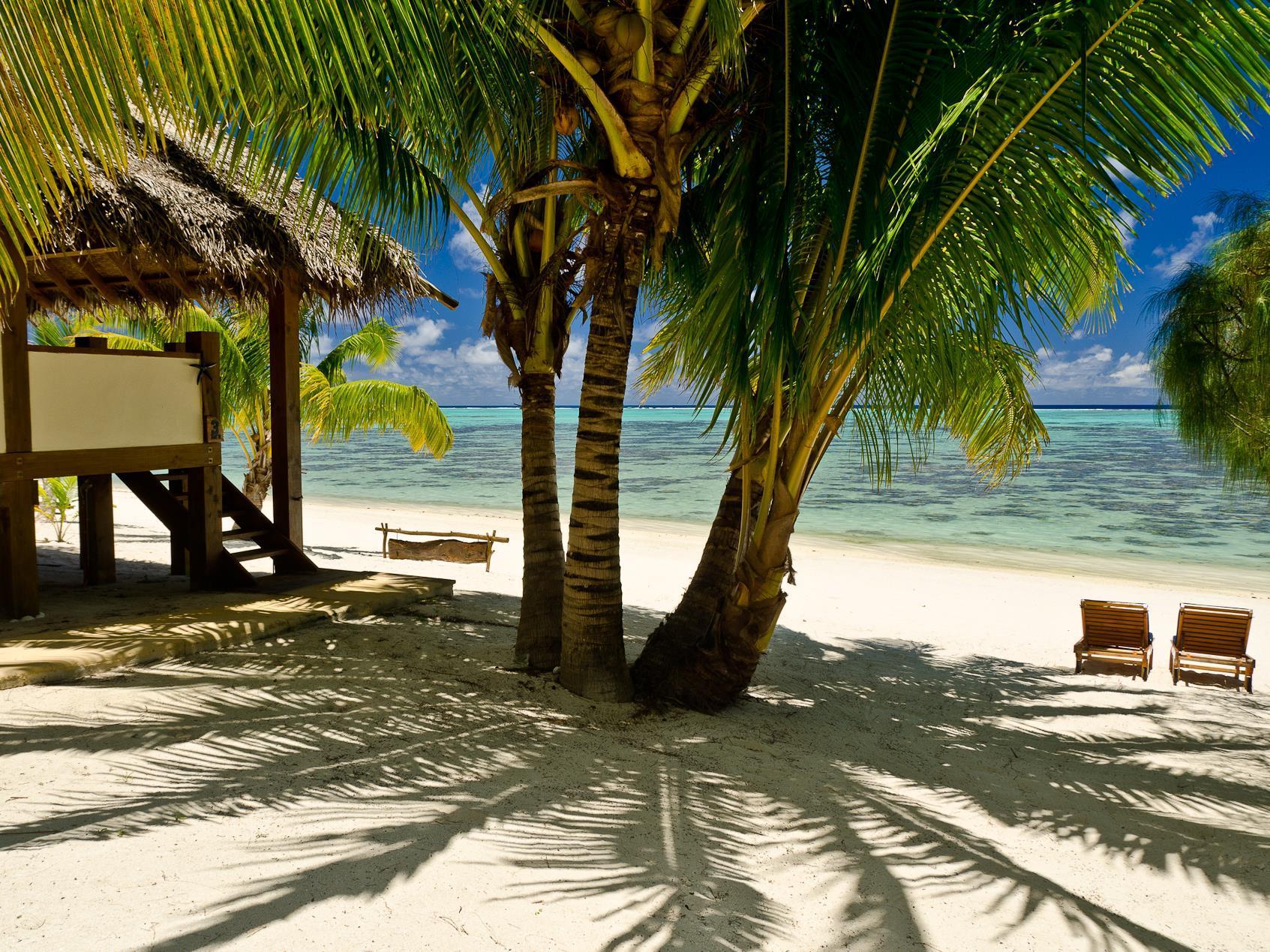 Etu Moana Beach Villas Aitutaki