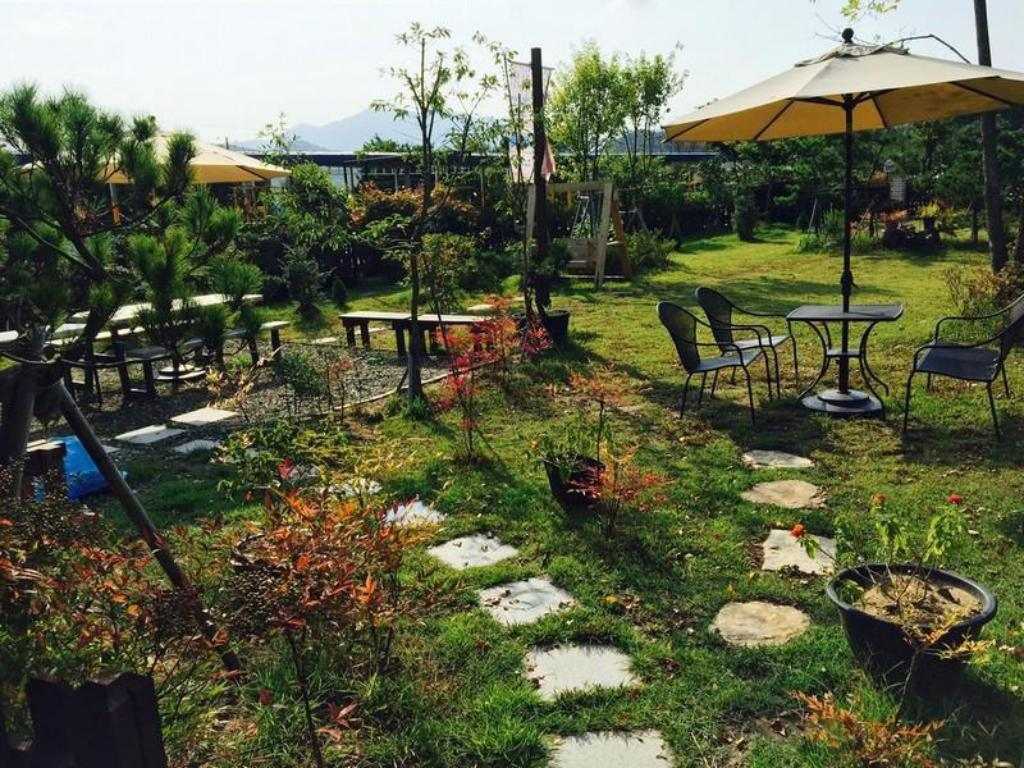 Kert Morning Garden Guest House Jeonju