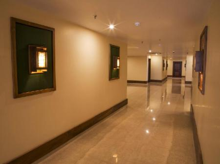 Vista interior The Guwahati Address by Centre Point