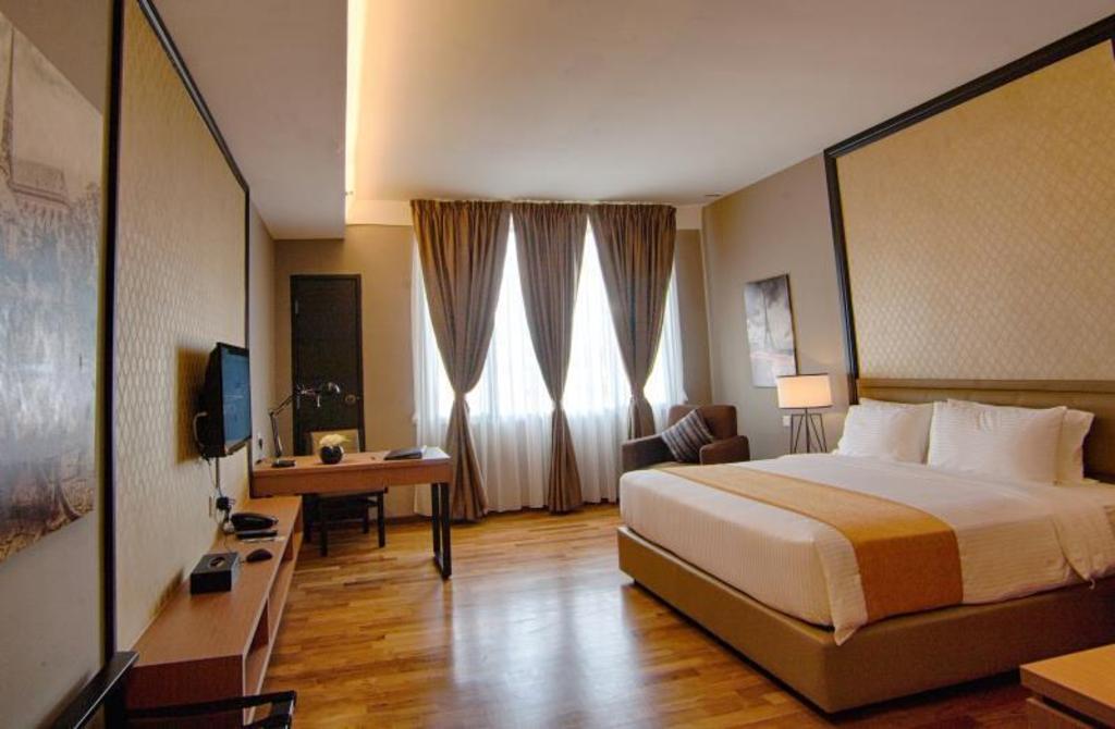 Best Price On Millesime Hotel Johor Bahru In Reviews