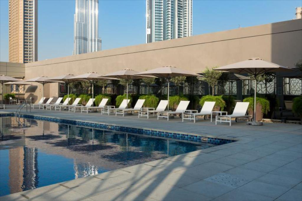 Best price on hotel rove downtown in dubai united arab for Best hotels in downtown dubai