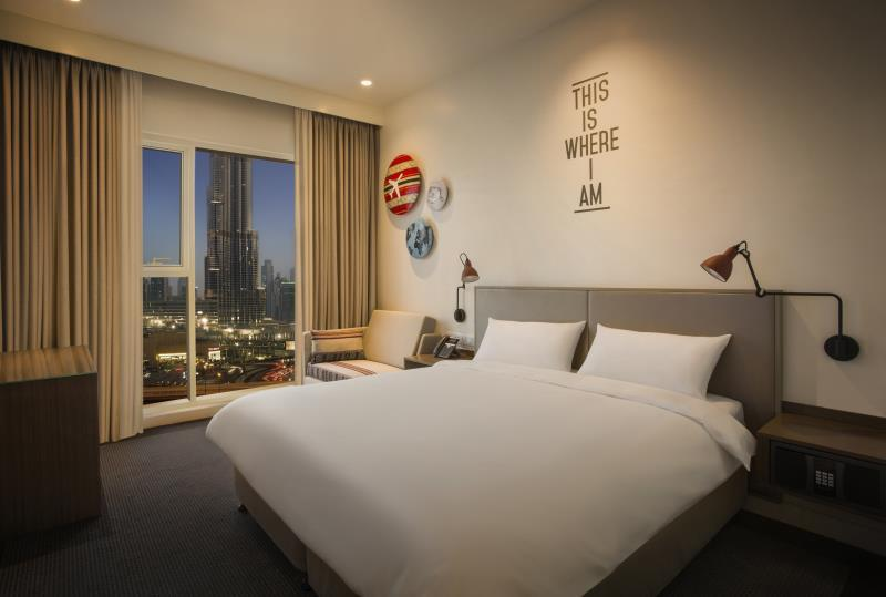 Rover Room Burj View