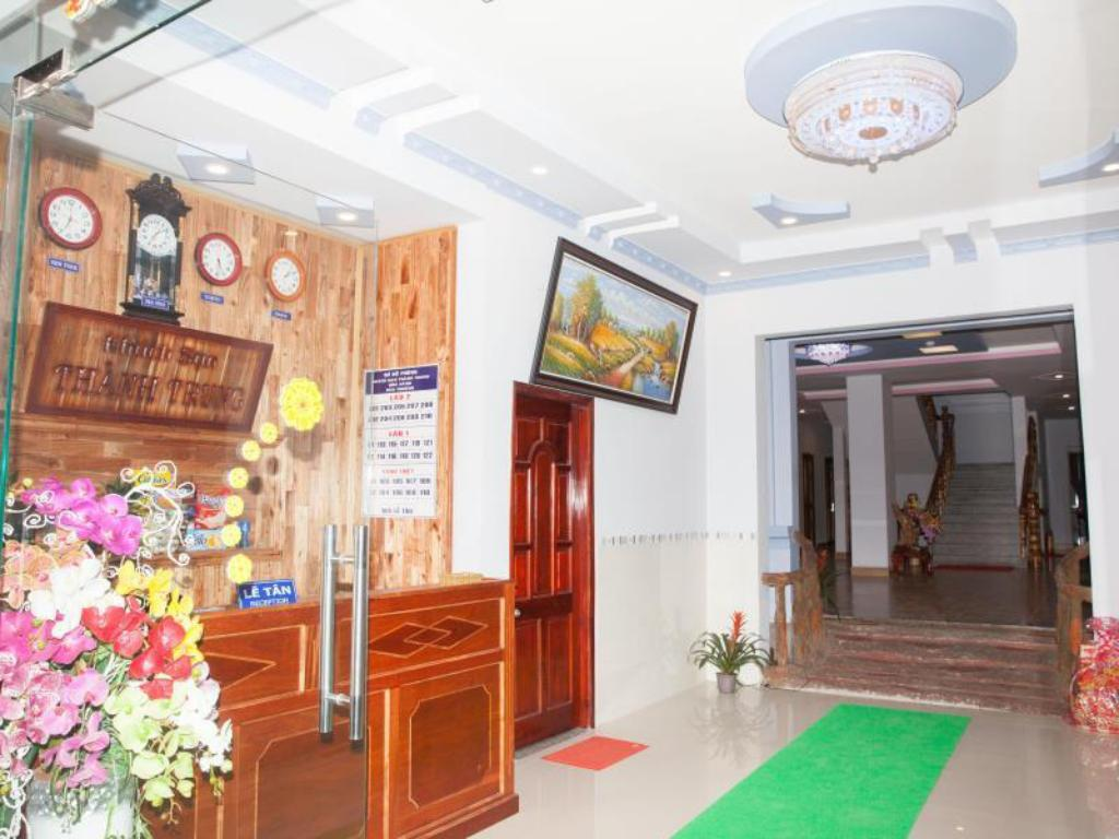 Лобби Hotel Thanh Trung
