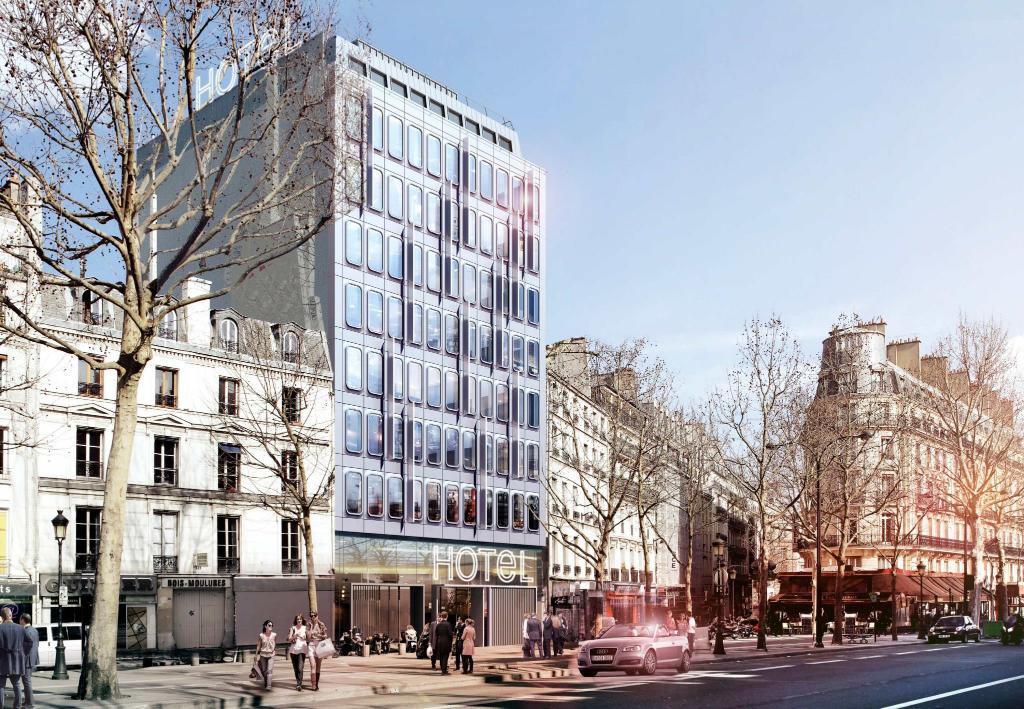 renaissance paris republique hotel in france room deals photos reviews. Black Bedroom Furniture Sets. Home Design Ideas