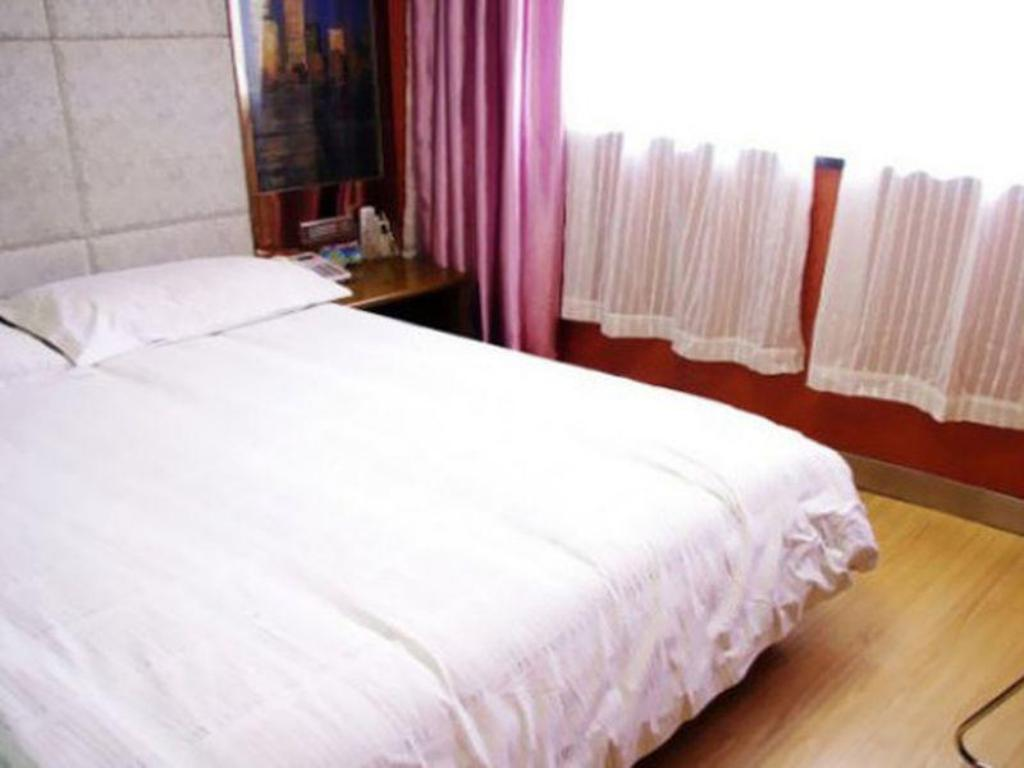 Standard King Bed - Domestic Residents Only Super 8 Hotel Hangzhou Zhe Da