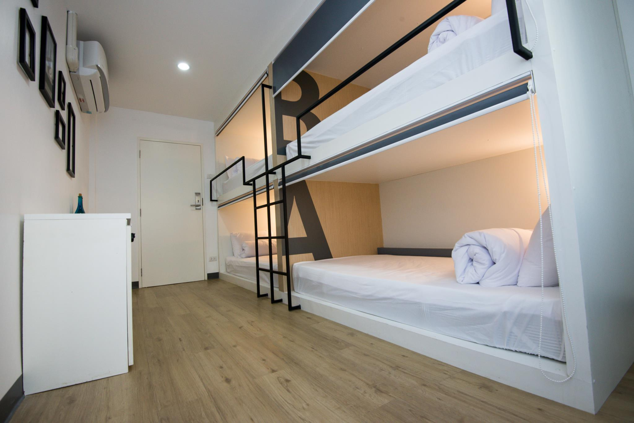 4-Bed Mixed Dormitory
