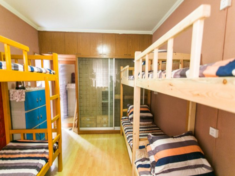 Sovesal for 6 personer (Kvinder) (6 Share Dormitory (Female))