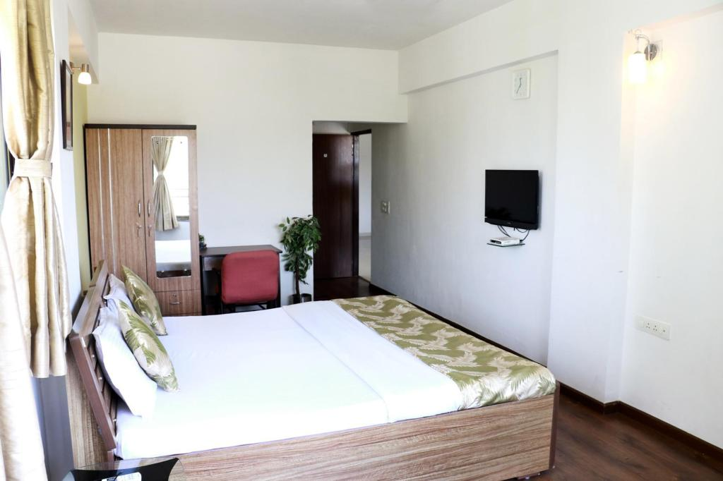 3 Bed Room Apartment Maple Tree Service Apartments Jodhpur Satellite